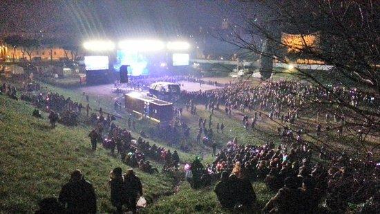 Circus Maximus: new years eve, circo massimo