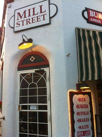 Mill Street Deli: Up close!