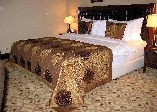Crowne Plaza Istanbul Asia : bedroom
