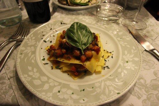 Ristorante il Paiolo : Vegetable Lasagne