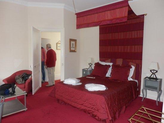 Hôtel Château Tilques : chambre 15