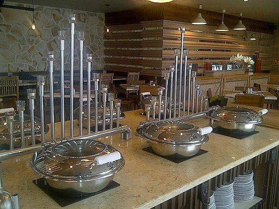 Harper Kuta: Buffet Decoration
