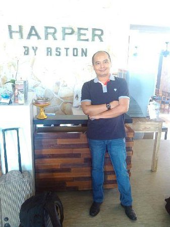 Harper Kuta: When Check in