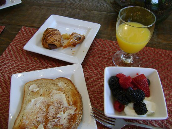 Stanley Hotel : Breakfast at 'The Lodge'