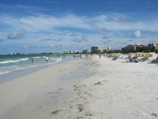 Tropical Beach Resorts: Crescent Beach (Siesta Key)