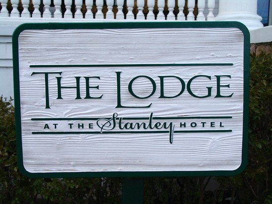 Stanley Hotel: 'The Lodge'