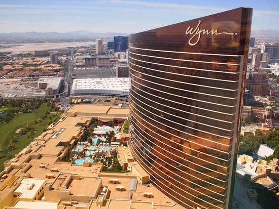 Encore At Wynn  Las Vegas: 63階