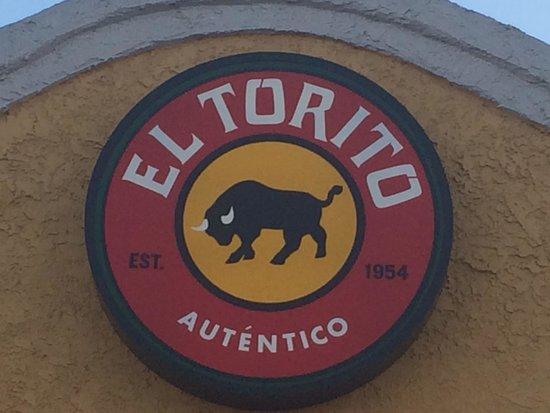 El Torito Mexican Restaurant : El Torito Logo