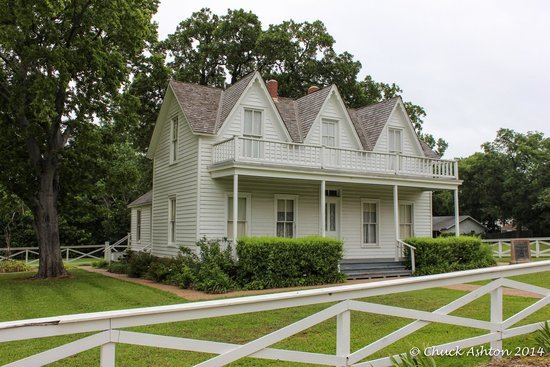 Eisenhower Birthplace State Historical Park: Eisenhower Historical Park