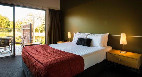 Tall Timbers Tasmania: 1 & 2 Bedroom Apartments