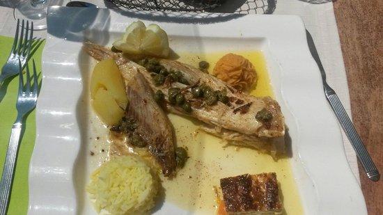 Restaurant du Port : la raie, un vrai délice !!