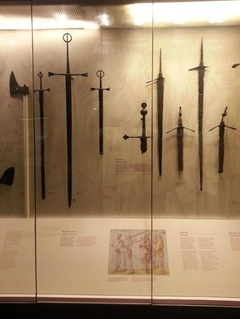 National Museum of Ireland - Archaeology: Swords