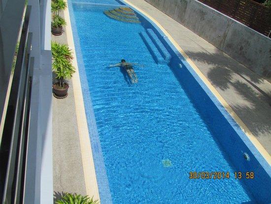 Chalong Beach Front Residence : подводное плавание