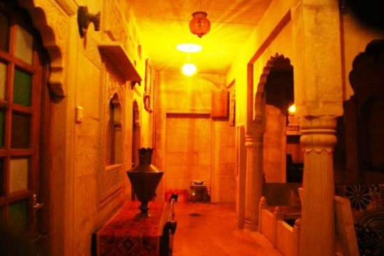 Hotel Garh Jaisal Haveli : Dining Area