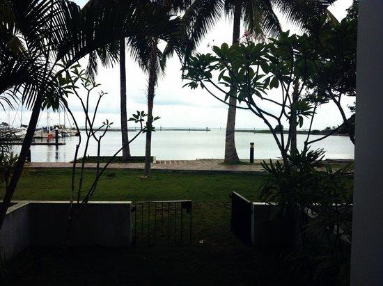 Nongsa Point Marina & Resort: view from room