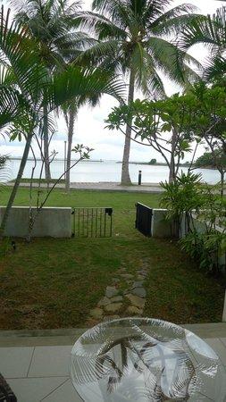 Nongsa Point Marina & Resort: balcony view 2
