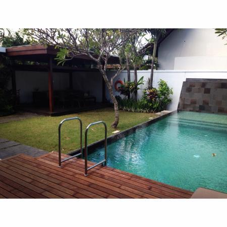 The Samaya Bali Seminyak: Photo of the private pool