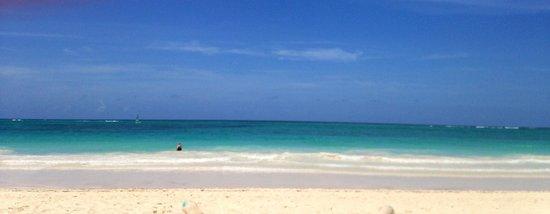 Paradisus Punta Cana Resort: Beachin'