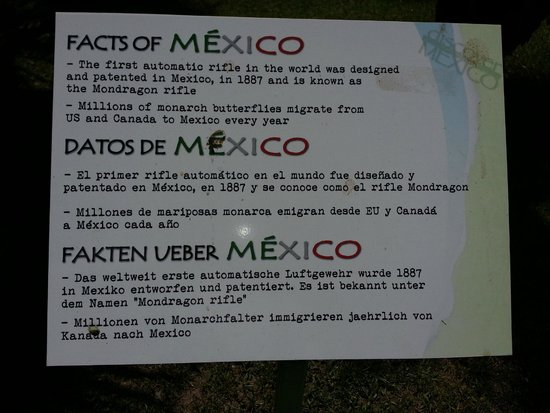 Discover Mexico Cozumel Park : Facts of Mexico