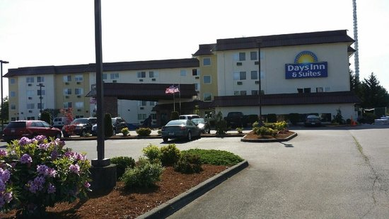 Days Inn Lacey Olympia Area : outdoors
