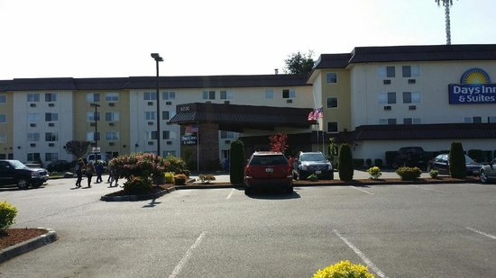 Days Inn Lacey Olympia Area: outdoors