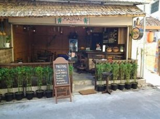 Banh Mi Guest House & Restaurant: Maiphai Bar / Café