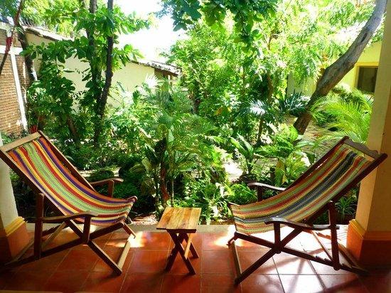 Hotel Casa Barcelona: Zona de estar