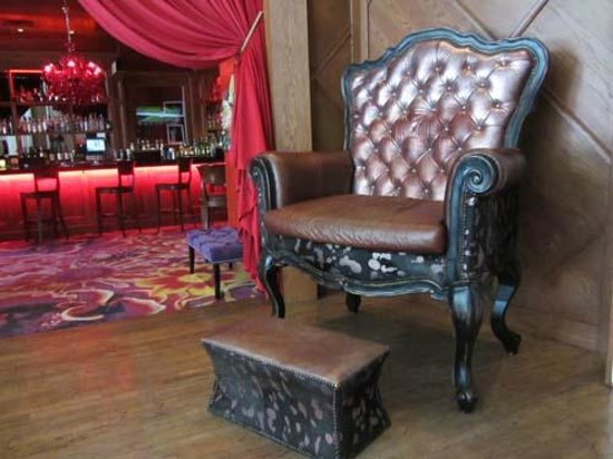 The Saint Hotel, Autograph Collection: king of the castle!