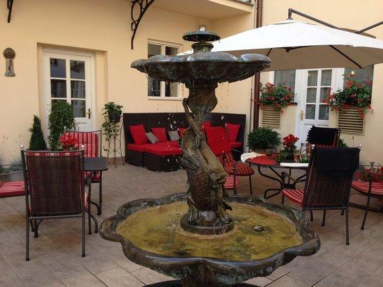 Hotel Leonardo Prague: Restaurante muito bom dentro do hotel