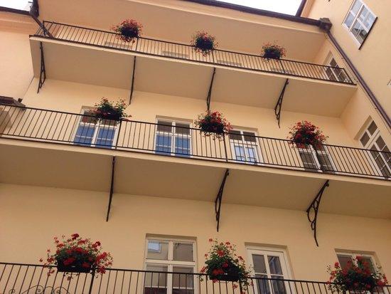 Hotel Leonardo Prague: Um charme de hotel