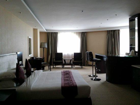 Landscape Hotel: Room
