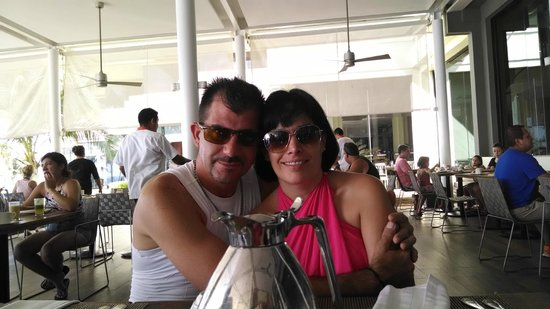 Paradisus Cancun : restaurante