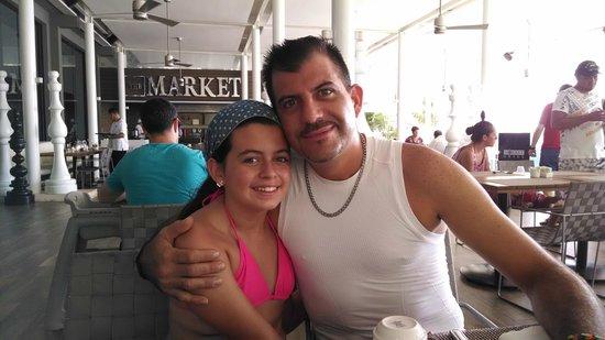 Paradisus Cancun : retaurantes