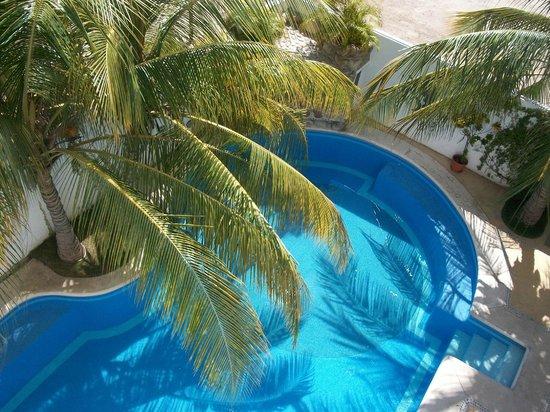 Hotel Bahia Huatulco: Alberca