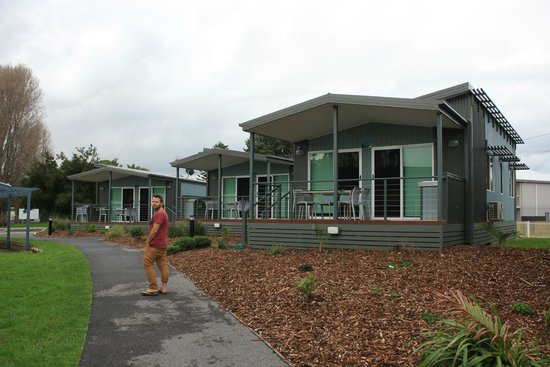 Victor Harbor Beachfront Holiday Park: Great accommodation