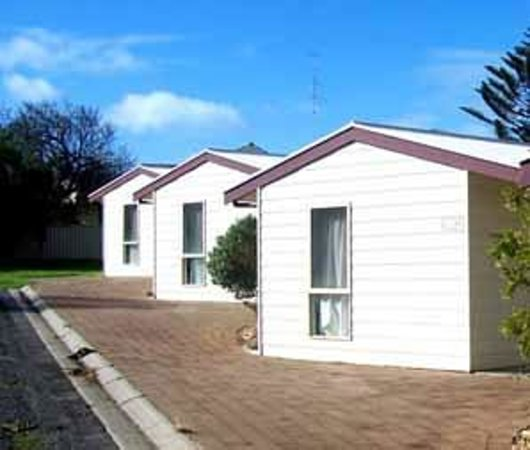 Victor Harbor Beachfront Holiday Park: Studio accommodation