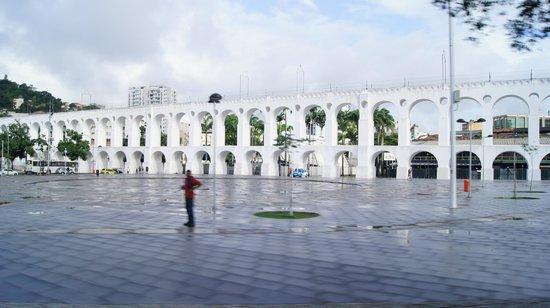 Arcos Da Lapa : The Arcos