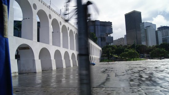 Arcos Da Lapa : Arcos