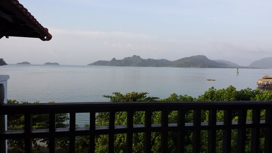 The Westin Langkawi Resort & Spa: View from room's balcony