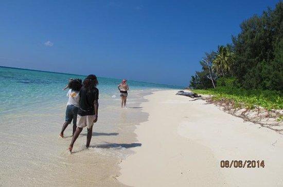 Conflict Bay Lodge: Kosa Island trip