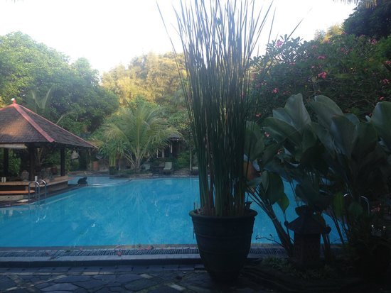 Dusun Jogja Village Inn: early morning