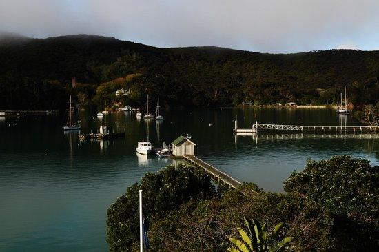 Kawau Lodge: View of North Cove