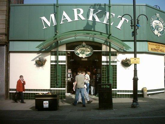 Morley Market