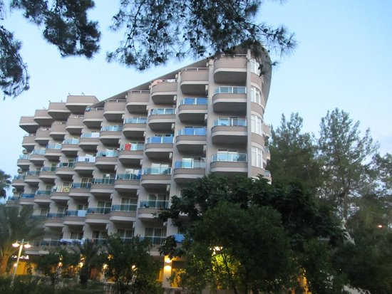 Annabella Diamond Hotel: Annabella Park Hotel