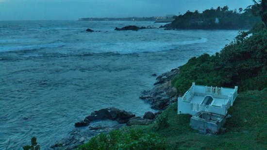 Galle Fort: Hidden Tomb at the Fort