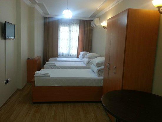 Vefa Apart: Room