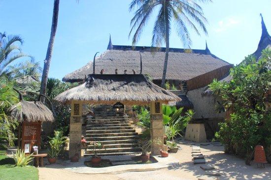 Novotel Lombok : hotel