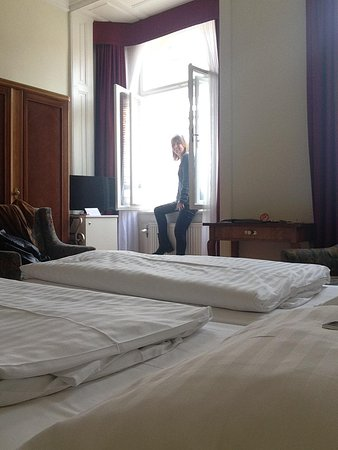 Graben Hotel : VIENA BONITA