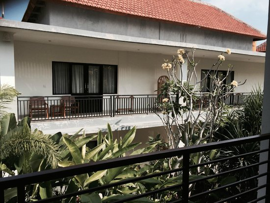 Pertiwi Bisma 2: View from Balcony