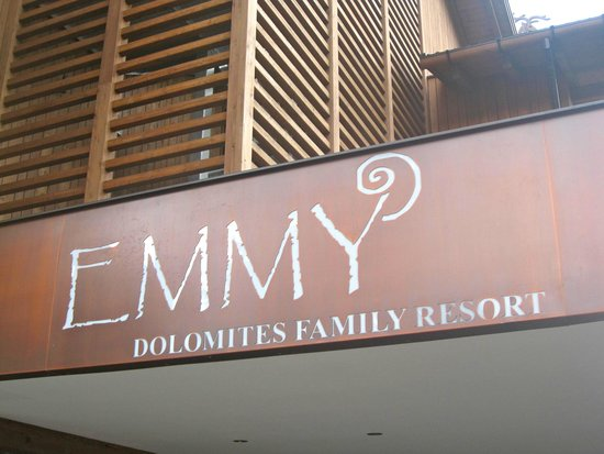 Hotel Emmy - Five Elements & SPA: entrata